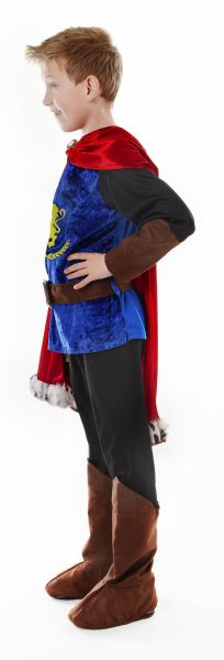 Childs Fantasy Prince Costume Thumbnail 3