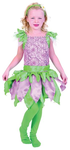 Childs Forest Fairy Costume   Thumbnail 1