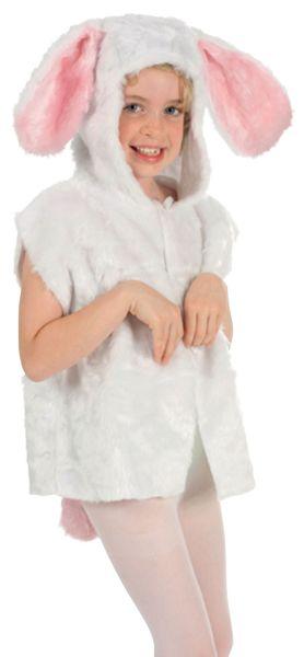 Childs Rabbit Fur Tabard Thumbnail 1