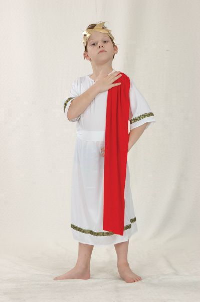 Childs Roman Emperor Costume Thumbnail 1