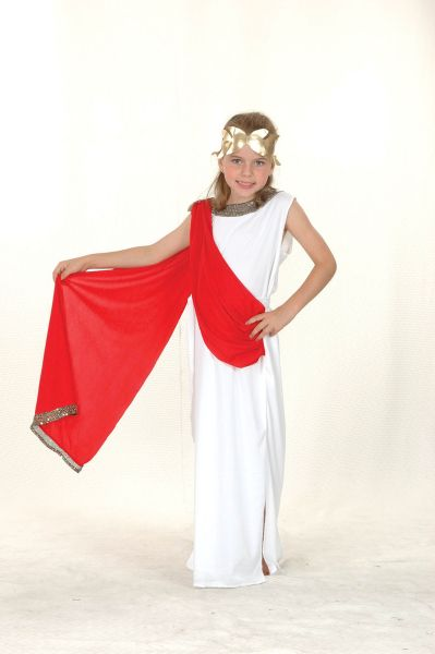 Childs Goddess Costume Thumbnail 1