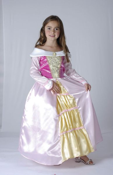 Childs Sleeping Princess Costume Thumbnail 1