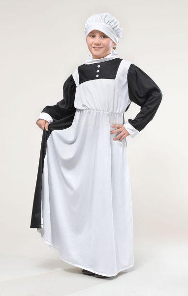 Childs Florence Nightingale Costume Thumbnail 1