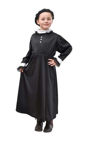 Childs Queen Victoria Costume Thumbnail 1