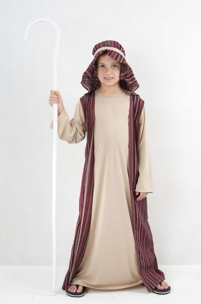 Childs Shepherd Costume Thumbnail 1