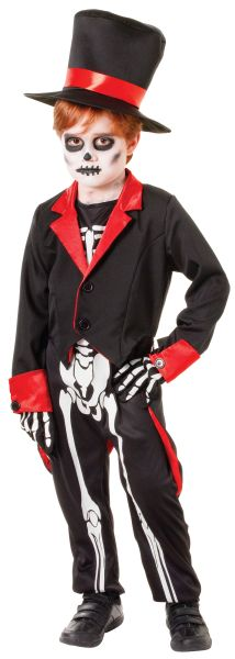 Childs Mr Bone Jangles Costume Thumbnail 1