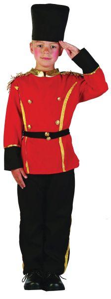 Childs British Guard Costume Thumbnail 1