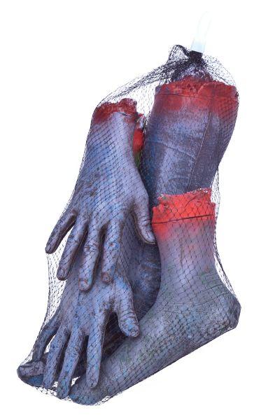 Zombie Body parts Thumbnail 1