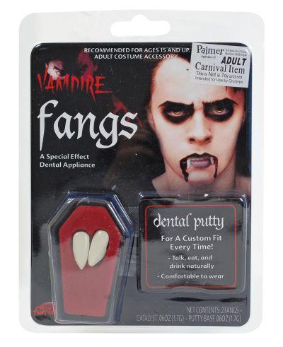 Dracula Fang Caps Thumbnail 1