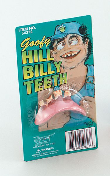 Hill Billy Teeth Thumbnail 1