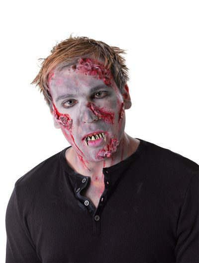 Zombie Teeth With Thermoplastic Thumbnail 1