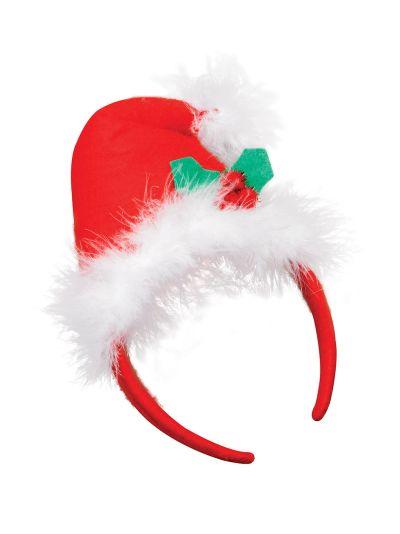 Xmas Mini Hat On Band Thumbnail 2