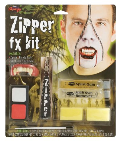 Vampire zipper Fx kit Thumbnail 1