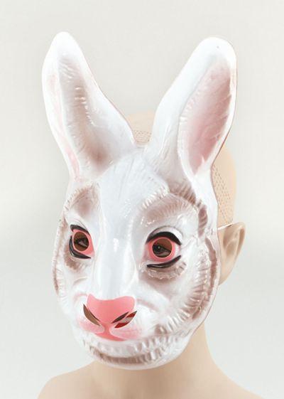 Plastic Animal. Rabbit Thumbnail 1