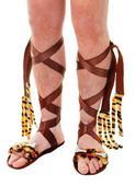 Adult Caveman Sandals