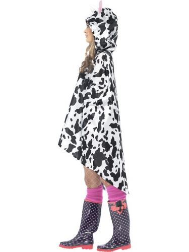 Cow Party Poncho Thumbnail 4