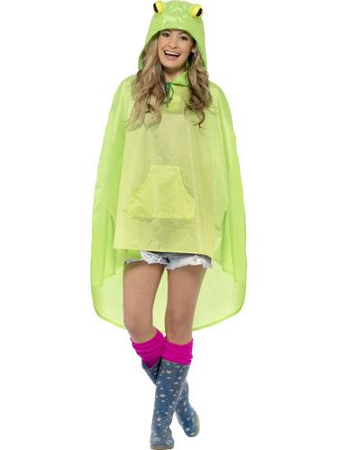 Frog Party Poncho Thumbnail 1