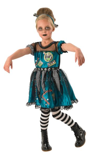 Childs Frankie Girl Costume