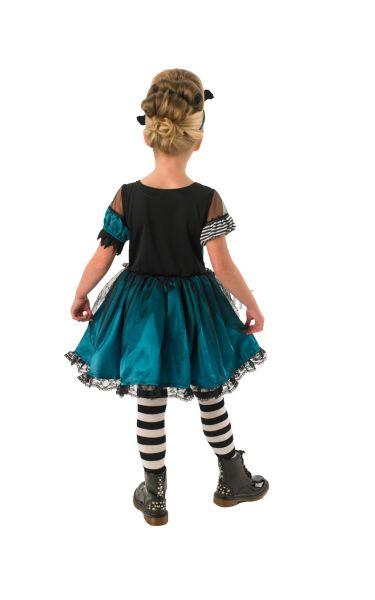 Childs Frankie Girl Costume Thumbnail 2