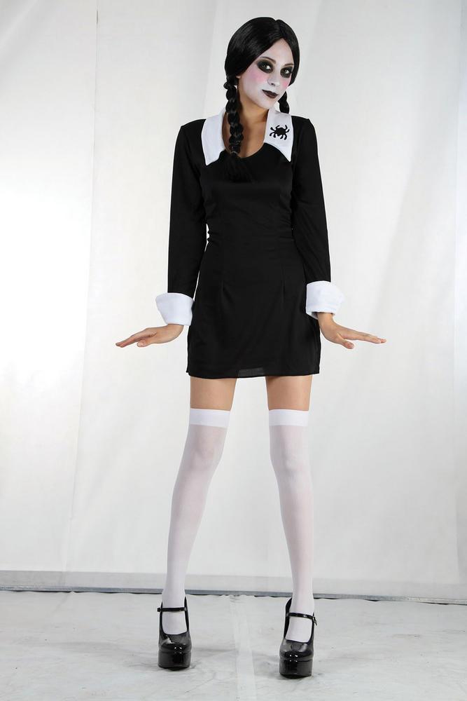 Childs Creepy Schoolgirl Costume