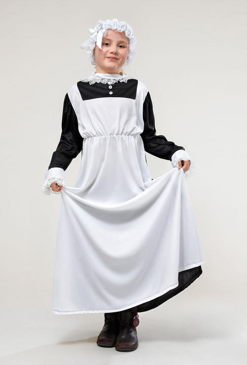 Childs Victorian Maid Costume Thumbnail 1