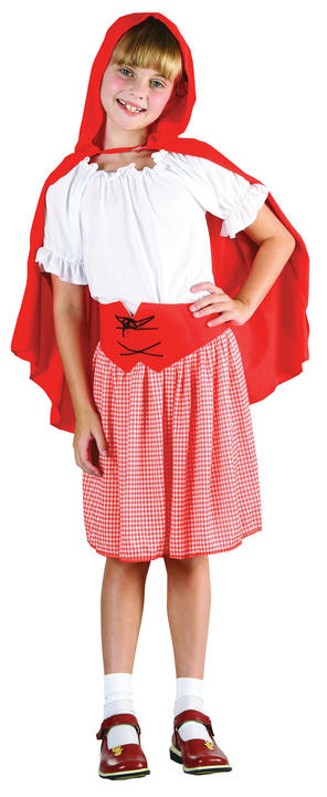 Childs Red Riding Hood Costume Thumbnail 2