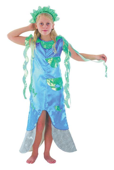 Childs Mermaid costume Thumbnail 2
