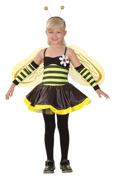 Childs Bumblebee Costume Thumbnail 1
