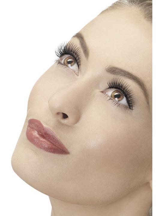 Black Eyelashes Natural  Lengthen Thumbnail 1