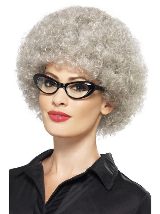 Granny Perm Wig Thumbnail 1