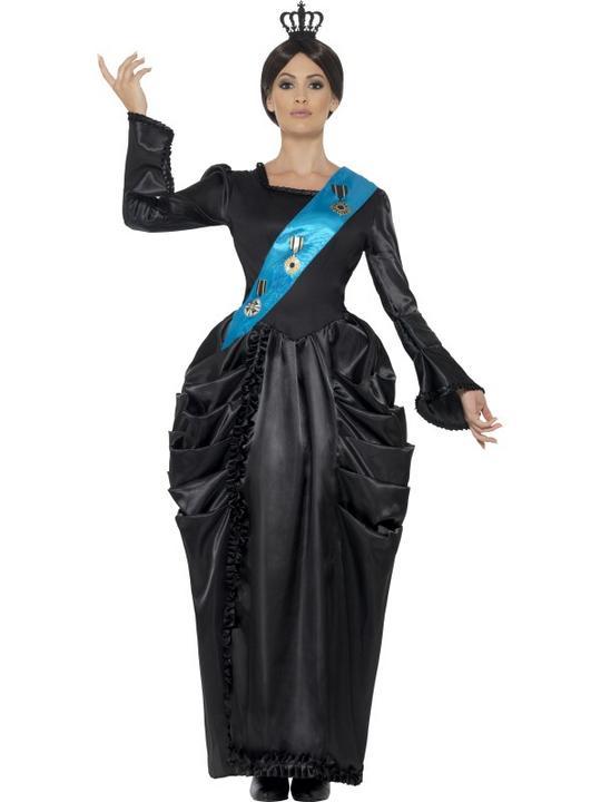 Queen Victoria Deluxe Costume Thumbnail 1