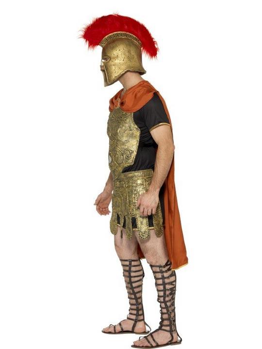 Gladiator Tunic Fancy Dress Costume Thumbnail 3
