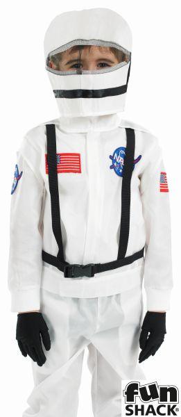 Space Boy Fancy Dress Costume