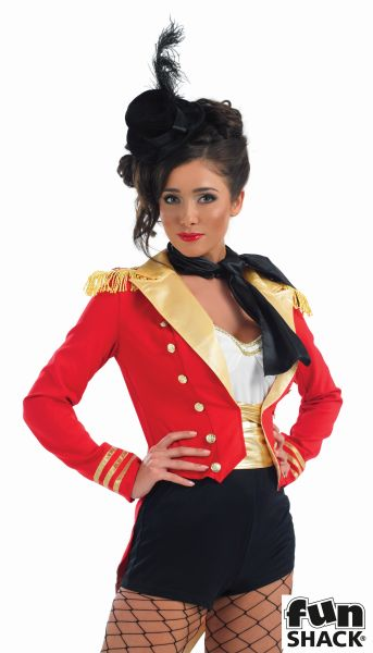 Ring Master Fancy Dress Costume