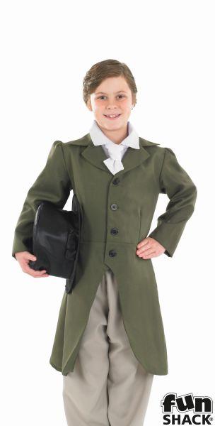 SALE! Kids Victorian Regency Boy Twist Boys Book Week Fancy Dress Childs Costume