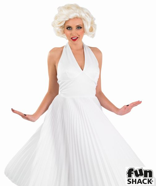 50s film Star Fancy Dress Costume