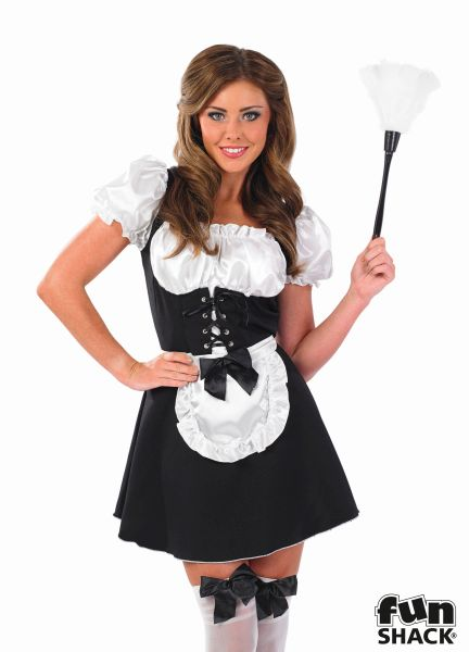 Cheeky Fraulein Fancy Dress Costume Thumbnail 1