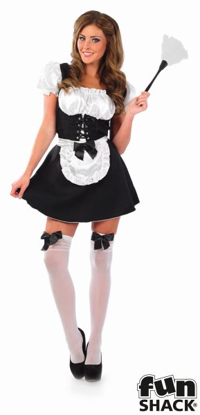 Cheeky Fraulein Fancy Dress Costume Thumbnail 2