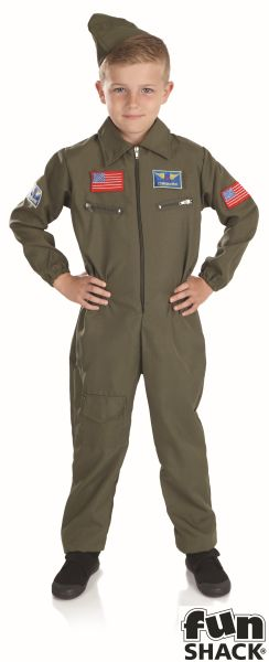 Air Cadet Boy  Fancy Dress Costume Thumbnail 2