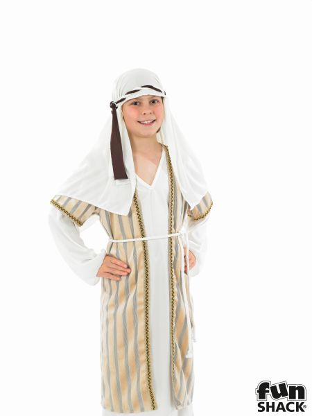 Boys Shephard Fancy Dress Costume  Thumbnail 1