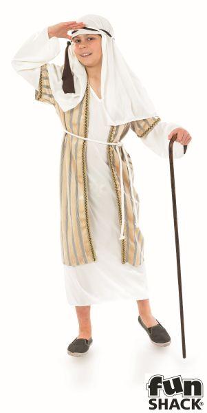 Boys Shephard Fancy Dress Costume  Thumbnail 2