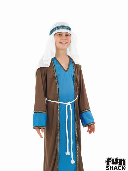 Boys Joseph Fancy Dress Costume Thumbnail 1