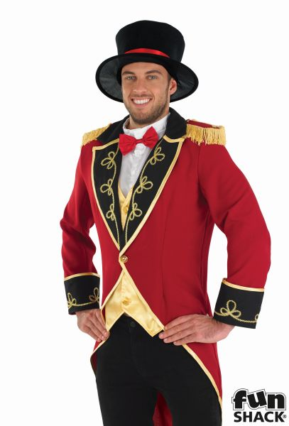 Ring Master Fancy Dress Costume Thumbnail 1