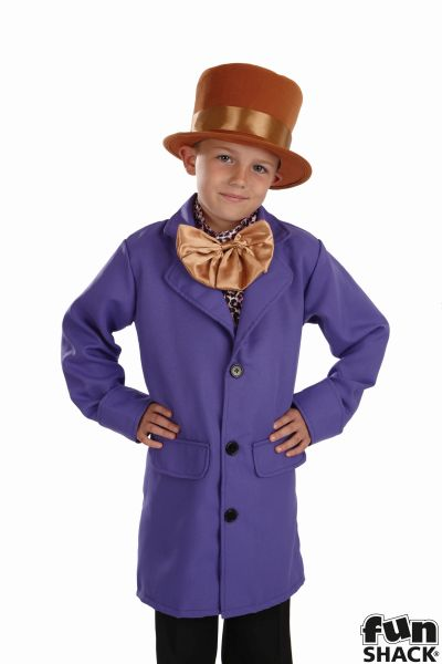 Boys Book Week Factory Worker Costume Kids Fancy Dress Outfit Thumbnail 1