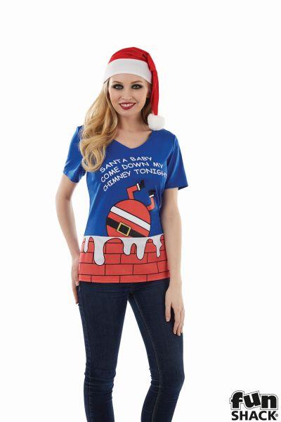Santa Baby T-Shirt  Thumbnail 1