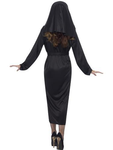 Nun Fancy Dress Costume Thumbnail 2