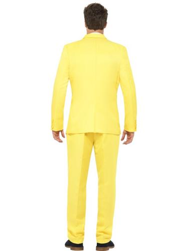 Adult Yellow Stand Out Suit Thumbnail 2
