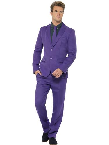 Adult Purple Stand Out Suit Thumbnail 1