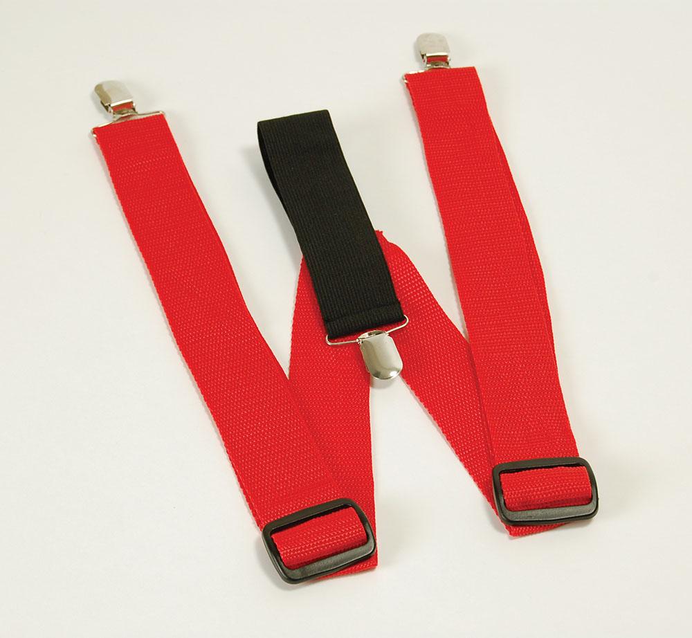 Braces Red