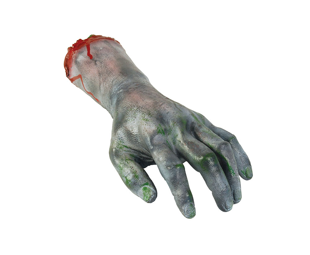 Zombie Cut Off Hand